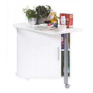 Table pivotante meuble de rangement achat vente table for Table de rangement