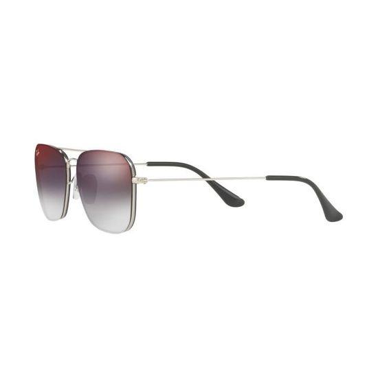 Lunettes de soleil Ray Ban RB-3603 -003-U0 - Achat   Vente lunettes de  soleil Homme Adulte Gris - Cdiscount 5ab8e42d83e6