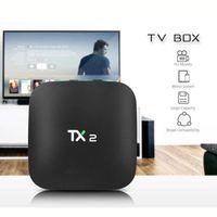 BOX MULTIMEDIA TX2 4K smart tv box - quad core 2G -16GB HD 1080p