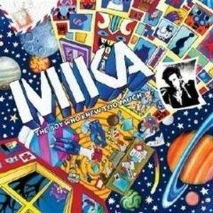 CD VARIÉTÉ INTERNAT Mika
