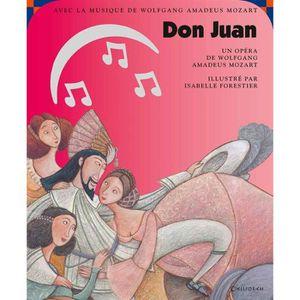 Livre 6-9 ANS Don Juan