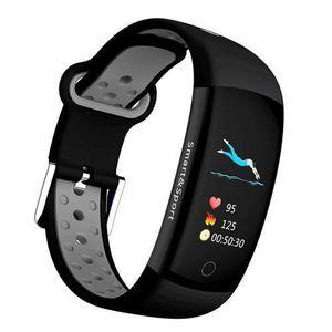 BRACELET D'ACTIVITÉ Bracelet smart sport Q6S Podomètre Surveillance de