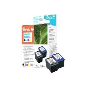 9e1527779bad76 1 Cartouche d encre pour HP 21 22 Cartouches pour HP21 22 Deskjet ...