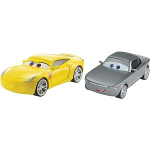 VOITURE - CAMION Cars 3 - Assortiment Clipstrip