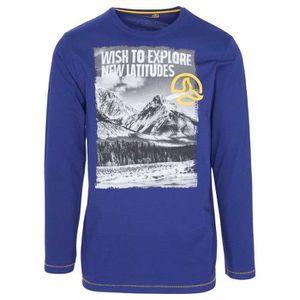 CHAUSSURES DE RANDONNÉE Vêtements homme T-shirts casual Ternua Baek Long S  ... 39752a3314b5