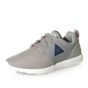 Nouveau mode hommes chaussures de course Sneakers hommes Weave Mesh Sport chaussures   Bleu - Achat / Vente basket  - Soldes* dès le 27 juin ! Cdiscount