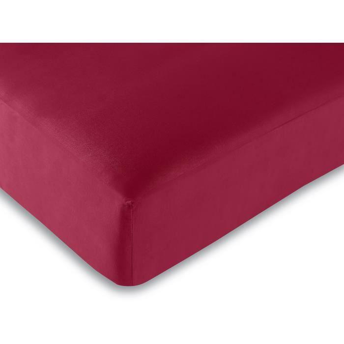 Drap housse toutes dimensions 100% Coton/57 fils/cm²   Dimension