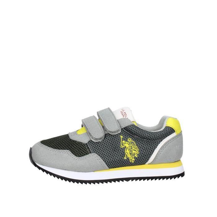 U.s. Polo Assn Sneakers Garçon Gris, 39