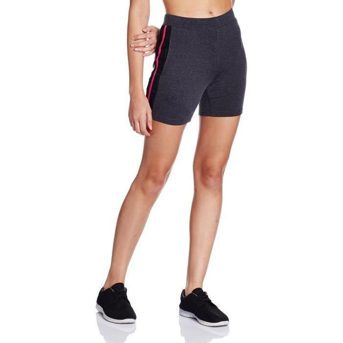 34 Shorts Noir Taille En Pour Sweet Femmes J19qv Coton Dreams TlcKF1J