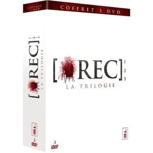 DVD FILM DVD Coffret rec : rec 1 ; rec 2 ; rec 3