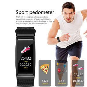 Montre connectée sport Star63 Bracelet intelligent de fréquence cardiaque