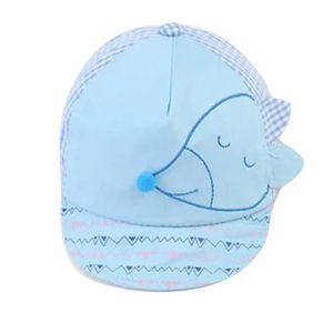 ec5918dd718 CASQUETTE Fox bébé Kid enfant design Stripe Brim doux Flange ...