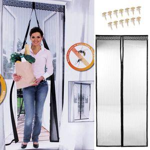 rideaux anti mouches achat vente rideaux anti mouches pas cher cdiscount. Black Bedroom Furniture Sets. Home Design Ideas