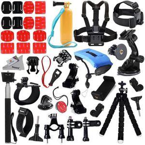 PACK CAMERA NUMERIQUE Deyard Kit d'accessoires Set Premium pour GoPro He