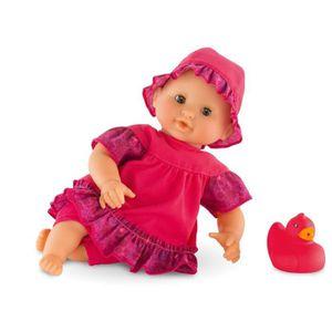POUPÉE Corolle Mon Premier Bebe Bath Raspberry Doll CS0QS
