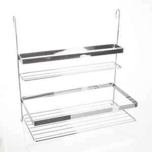 CREDENCE  DOUBLE ETAGERE POUR CREDENCE