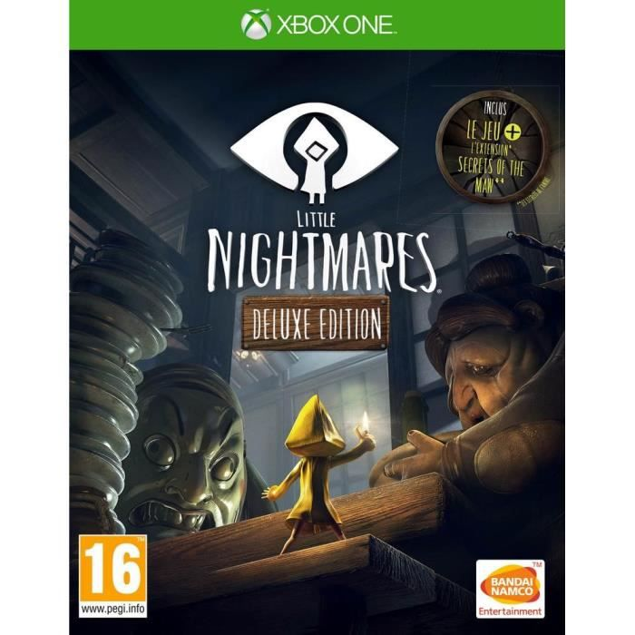 Little Nightmares Deluxe Edition Jeu Xbox One