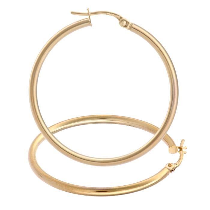 Femme 9carats (375-1000) Or Jaune #gold D2NET