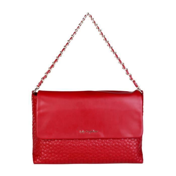 Byblos - Sac porté épaule pour femme (GABRIELLE_675611_015_ROSSO) - Rouge