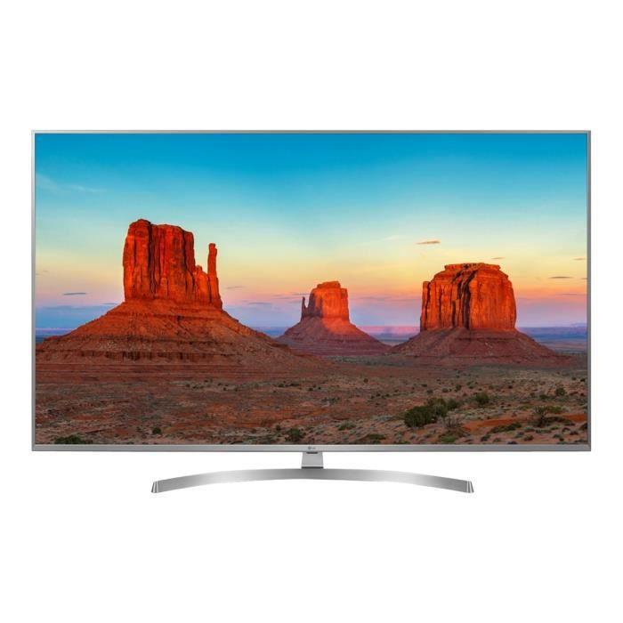 Téléviseur LED LG 49UK7550 TV LED 4K UHD Nano Cell Display 123 cm