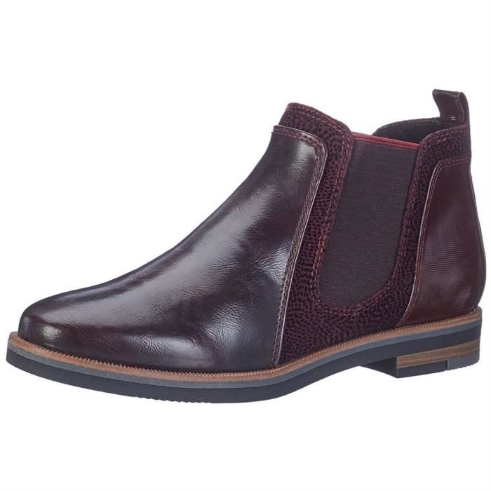 bottines / low boots 25335 femme marco tozzi 25335