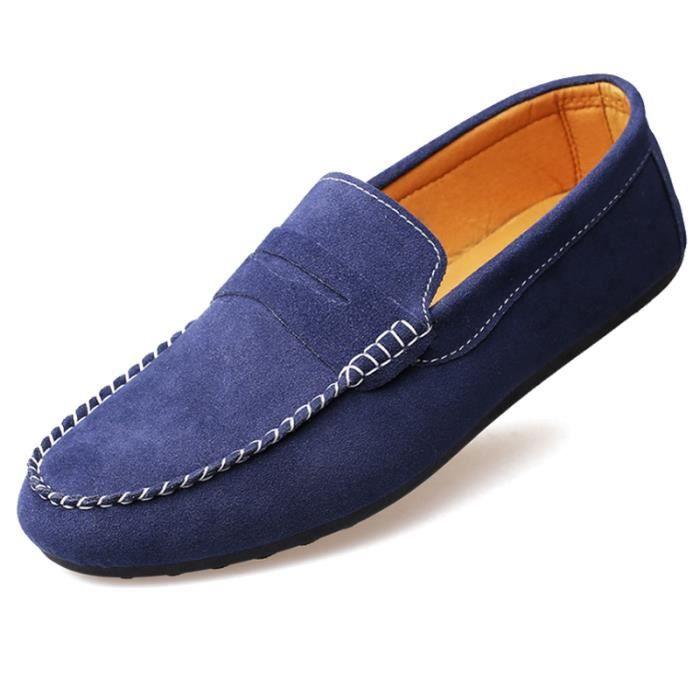 Shoes Homme Mocassins En Men Plats Qualité Daim Cuir Meilleure Confortable En Chaussure Talons Chaussures Occasionnels npqgO4xnd