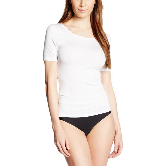 Femme Taille 40 Photos hanro maillot de corps femme 1w170y taille-40 blanc blanc - achat