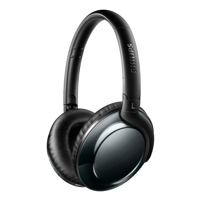 Philips Casque Bluetooth Sans Fil Shb4805dc 00 Sans Fil Bandeau