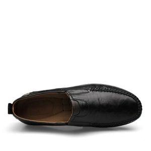 Mocassins Hommes Printemps Ete Leger Mode Chaussures GD-XZ077Gris42 4Ng65kRJ