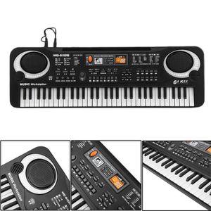 andoer 54 touches multifonctionnelles numerique electronique musique clavier electrique piano orgue avec partitions
