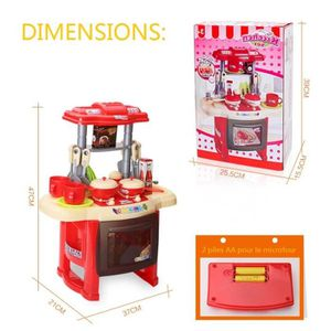 kit cuisine pour enfant achat vente jeux et jouets pas chers. Black Bedroom Furniture Sets. Home Design Ideas