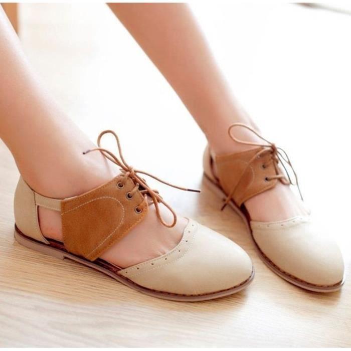 Sandales femme plat nouvelle mode en cuir doux été doux décontracté