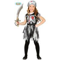 ACCESSOIRE DÉGUISEMENT Déguisement Skeleton Pirate  Enfant 3-4 Ans