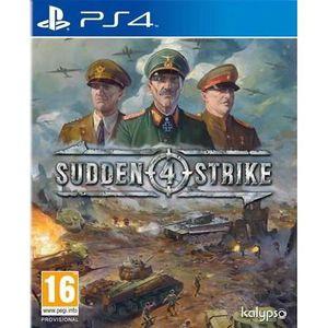JEU PS4 Sudden Strike 4 Jeu PS4