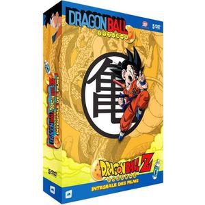 DVD MANGA Dragon Ball & Dragon Ball Z - Intégrale des Films