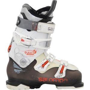 CHAUSSURES DE SKI Chaussure de ski Salomon quest access w noir/blanc