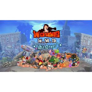 JEU PS4 Worms W.M.D: All Stars Edition (PS4) - Import Angl