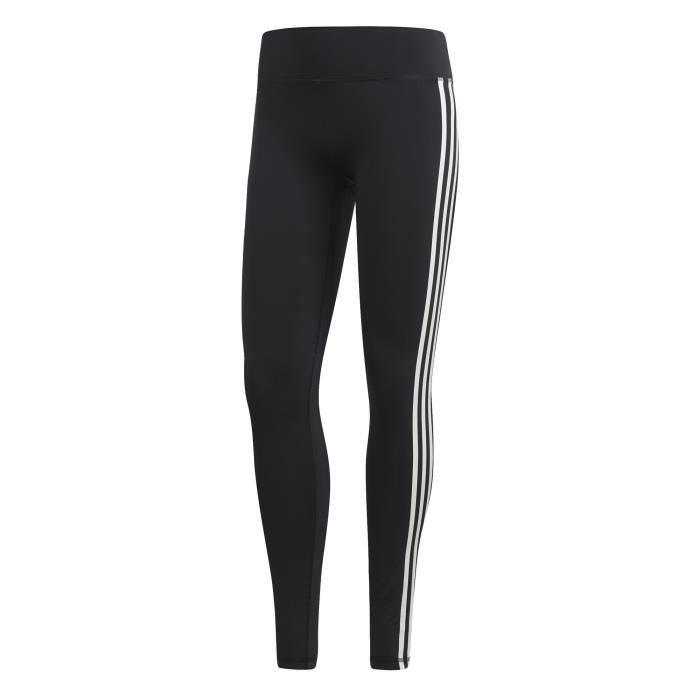 ADIDAS Legging Multisport BT RR SolId 3S - Femme - Noir