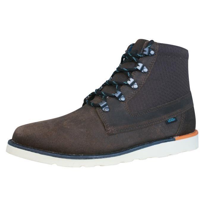 Vans Breton Boot hommes cuir bot…