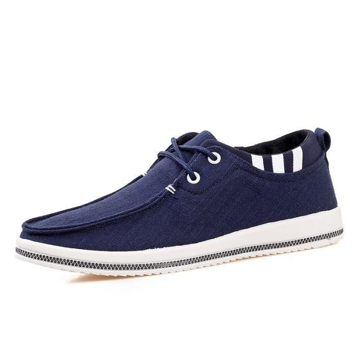 Hommes Mode chaussures de sport respirantes chaussures de marche