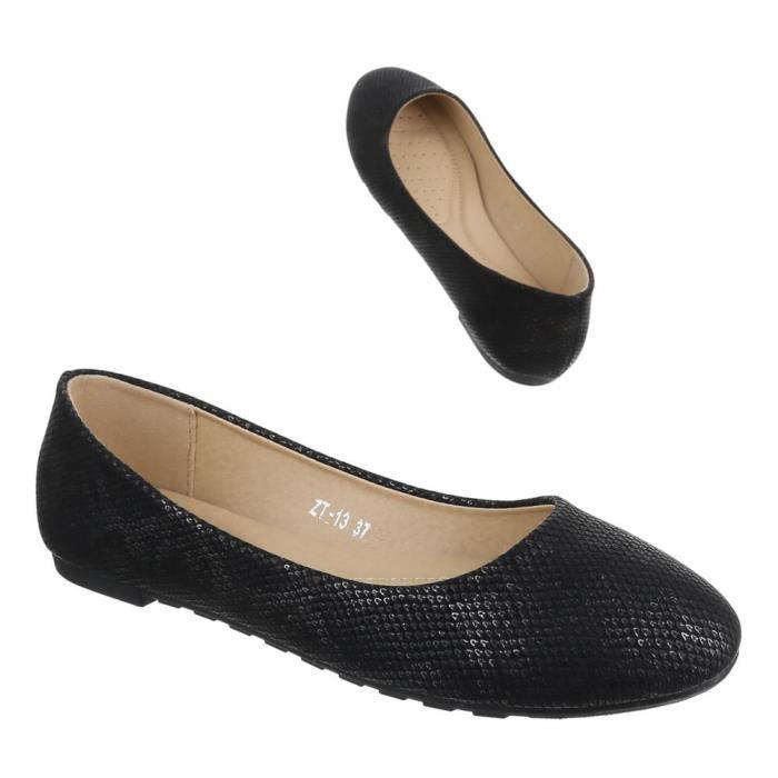 Chaussures femmes Ballerine Escarpins