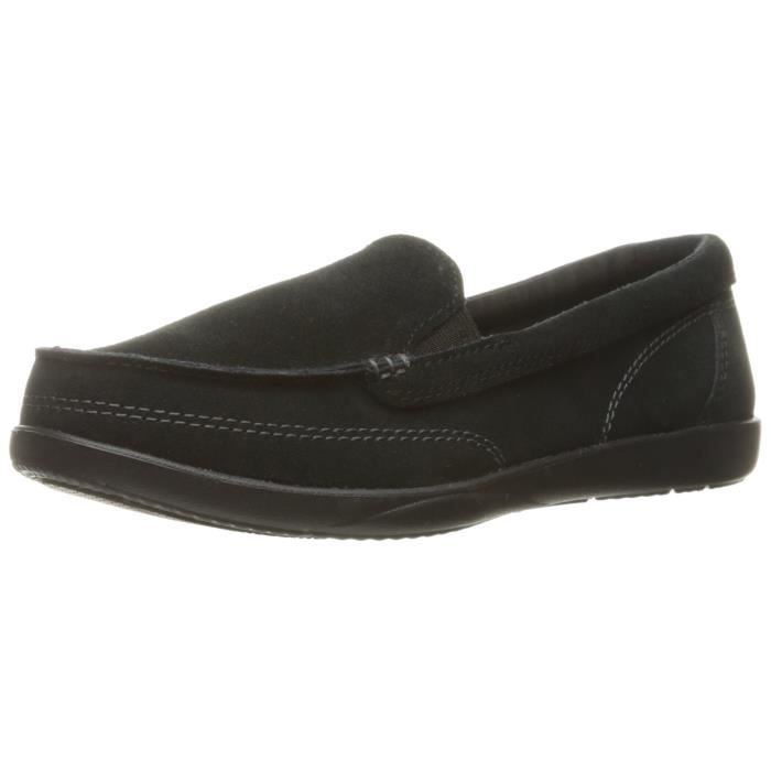 Crocs Chaussure pour bateaux loafer pour femmes walu ii suede FRUUD