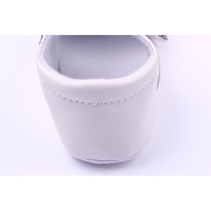 BOTTE Bébé nouveau-né bébé Floral Print Sneaker antidérapant doux Sole Toddler Chaussures@NoirHM zSOyd