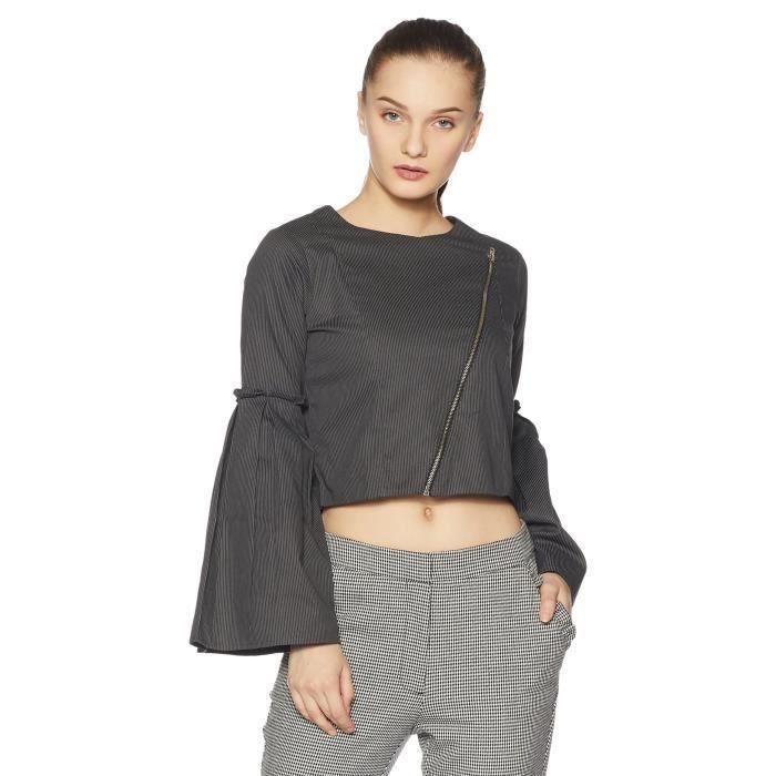 Blouson Vente Veste Taille Femme Coton Achat B7wzh 34 540qxx8