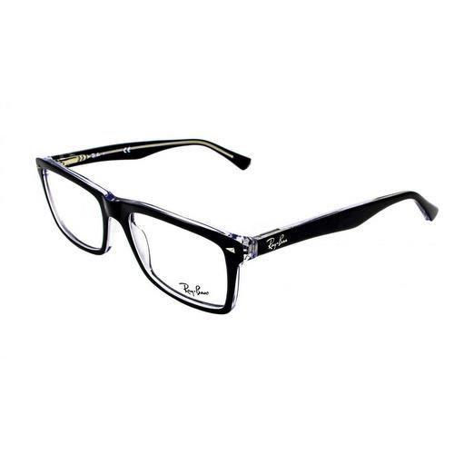 0a4fab51f02080 Lunettes de vue - Ray-Ban RX 5287 2034 Noir - Achat   Vente lunettes ...