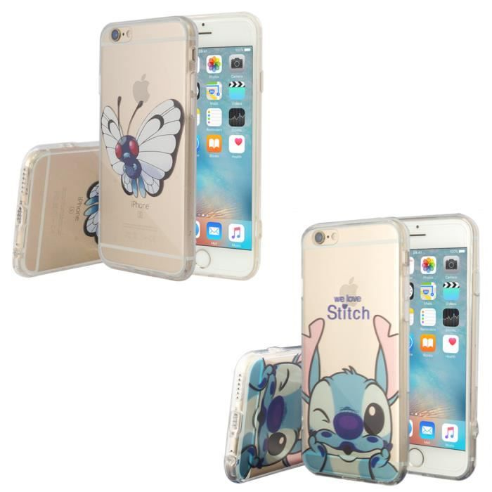 coque silicone iphone 6 lot