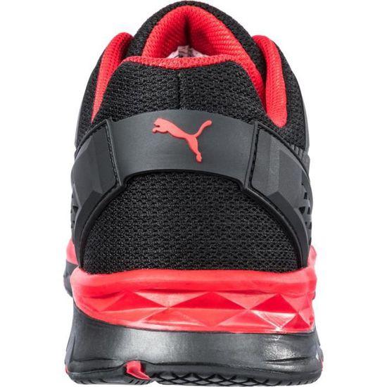 Basket de sécurité basse Puma Fuse Motion 2.0 Red Low S1P ESD HRO SRC. -  Noir   Rouge - 43 Noir   rouge - Achat   Vente chaussures de securité -  Soldes  dès ... da33297f1eec