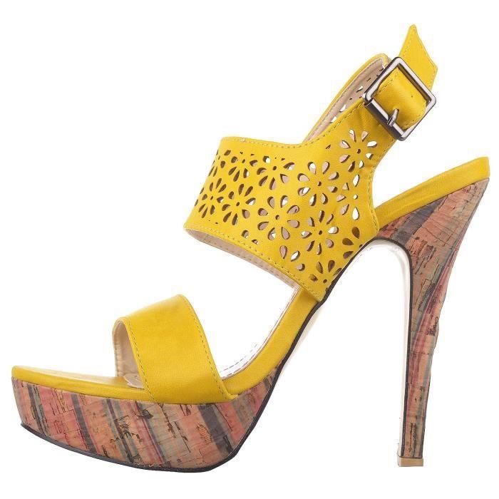 chaussures de danse pour femmes labelle 0382-12 pu UTUNI Taille-38 9VfYbD