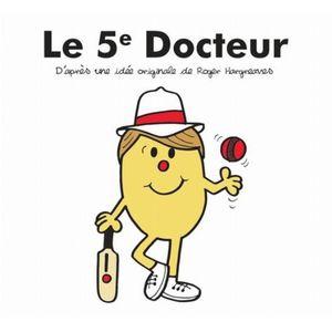 Livre 3-6 ANS Le 5e docteur