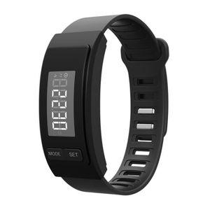 BRACELET D'ACTIVITÉ H4 exécuter étape Montre bracelet podomètre calori